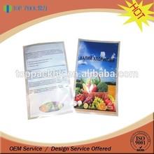 Plastic BOPA lamination frozen food,fresh fruit packaging bag