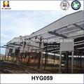 Acero de casas prefabricadas estructura industrial pavo proyecto