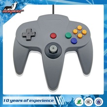 Classic Controller For N64 Joypad(Gray)