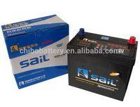 Quality crazy Selling lead acid battery rejuvenator 46B24R 12v45AH