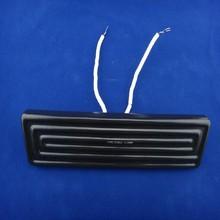 Plate plastic extruder electric ceramic infrared heater