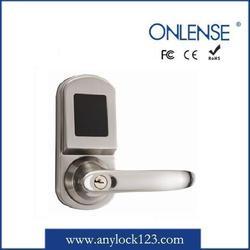 Electronic smart card network hotel door lock