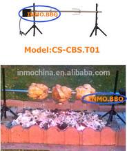 Camping & Backyard Tripod Rotisserie kit