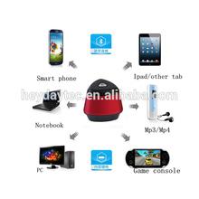 2015 electronic novelties gifts portable hi-fi bluetooth mini speaker