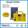 High quality CE ROHS solar dc ac 50hz 2kw highefficiency mono 130w solar panel home lighting kits