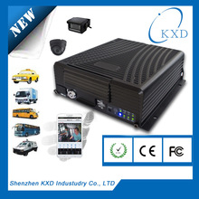 new arrival car gps tracker,G-sensor H.264,double SD card and support GPS,3g,mdvr