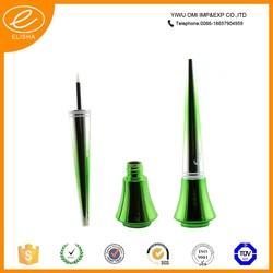 shiny green brilliant cosmetic plastic elegant eyeliner pen