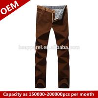Hot sale casual pants,cotton trousers,men pants wholesale