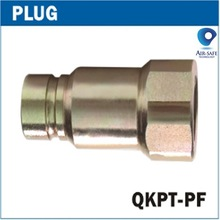 hydraulic quick disconnect union fittings