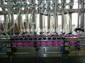 automática de botella de vidrio de mermelada de llenado de la máquina