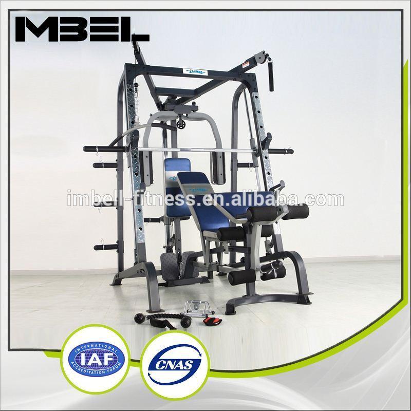 linear bearing smith machine