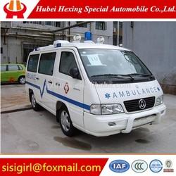 new mini electric ambulance