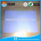 2015 ZDcard r230 pvc id card tray inkjet print epson printer