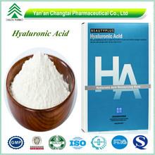 GMP/bv certificato acidoialuronico puroin polvere con grande qualitàin vendita