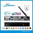 africa DSTV decoder open box A7G hd satellite tv receiver. GPRS receiver support DSTV account .