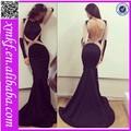 сексуальная мода черный оранёевый спинки эли сааб бандаж долго русалка вечерние платья турции kf082