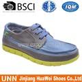 china nuevo modelo de venta al por mayor zapatos de lona hombres