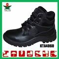 de buena calidad popular zapatos de seguridad puntera de acero inferior y calzado de protección
