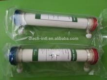 CE certified Hemodialyzer, high flux hemodialyzer, 1.6 m2 hemodialyzer