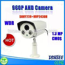 AHD Bullet Camera, AHD CCTV camera,cctv via twisted pair