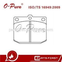 China Brake Pads MK D1019 Auto Parts Factory Good Quality for Nissan Laurel Toyota Cressida