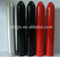 2015 custom made aluminum oval tube aluminum cigar tube