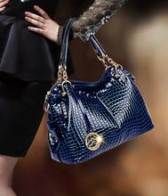 Office women fancy Stone Pattern leather handbag wholesale china lady handbag