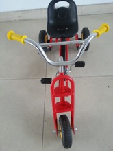 child tricycle pedal racing go kart car for children