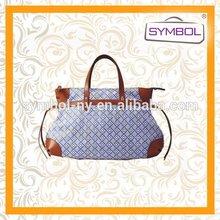 Popular best sell custom logo canvas handbag