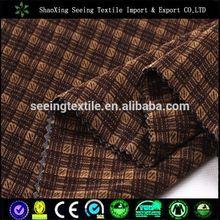 venta caliente impreso acuden sofá de la tela de keqiao