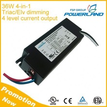 600mA 700mA 800mA 900mA 4-in-1 Constant Current Triac ELV Dimming Ac Led Driver Ic