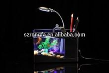 Fashionable classical christmas decoration usb aquarium