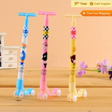 Japan And South Korea Kreative Stationery Scooter Ballpoint Pen