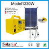 Portable Solar Power Systerm Kits/camping kits 12v 120w solar panel home lighting system price