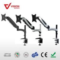 high strong monitor wall bracket tilt