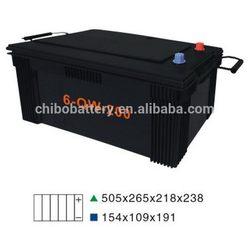 Economic crazy Selling high quality lead acid mf auto battery N200MF 12v200AH