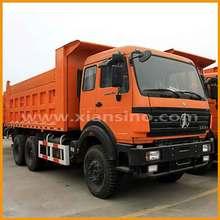 beiben truck tipper truck carrier dump export sale