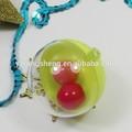 Claro hueco de bolas de plástico, decoración de la boda la bola de cristal, adorno de navidad colgante