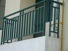 Factory direct ISO 9001 steel/aluminum chrome railing