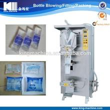 plastic bags water packing machine / water filling machine