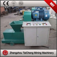 making wood charcoal production line for juniper/rice straw coal and charcoal extruder machinery