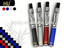 HSJ 1473 e cigarette good taste big amount smoke smoke ez electronic cigarette
