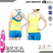 Nylon/spandex Dry Fit Womens Gym Wear,Sport Wear