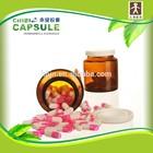 Popular empty gelatin capsules hot sale plastic packing pill