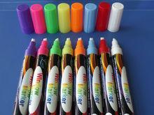 Pink Liquid Chalk Marker Pen 5 mm Felt Chisel Tip NEOChalk