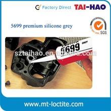 Loctit equivalent 5699 colored silicone sealant grey