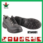 Black leather upper rubber sole best shoes for work