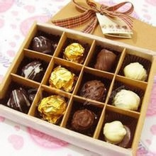 hottest offers for lover attractive square decorative chocolate boxes