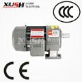 Ch horizontal da engrenagem do redutor de velocidade do motor 400w1/2hp 28 eixo, redução de engrenagem para motor elétrico