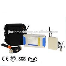 Ultrasonic laptop Detector